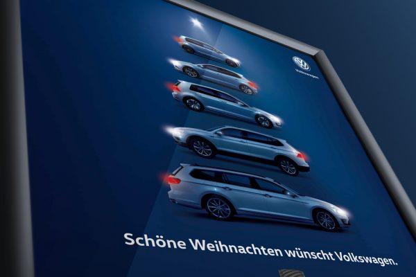 Volkswagen | Weihnachten 2017