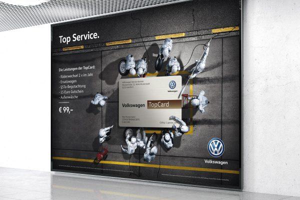 Volkswagen Service | TopCard